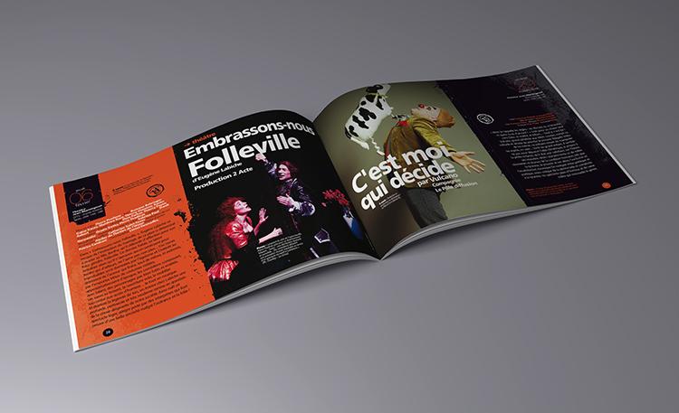 Mock-up – Brochure – A5