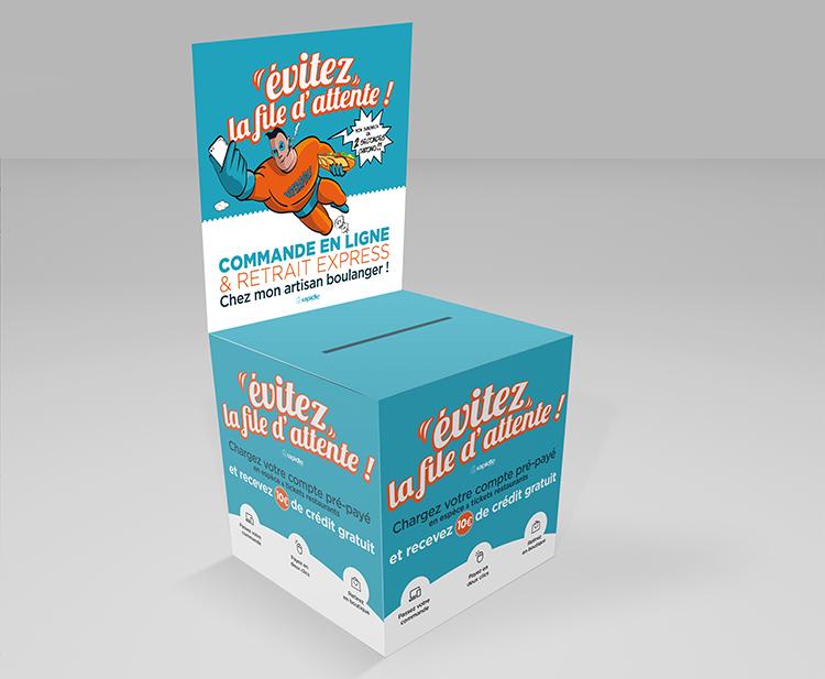 BOX Rapidle2